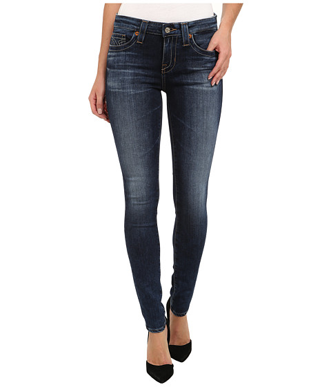 Big Star - Alex Skinny Jean in Fortuna (Fortuna) Women