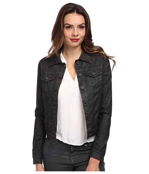 Big Star - Cory Trucker Jacket in Coated Walnut (Coated Walnut) Women