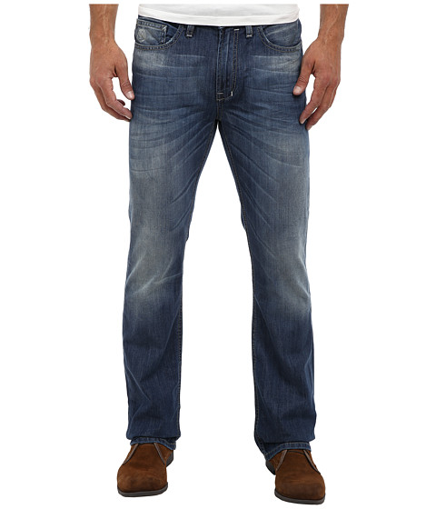 Buffalo David Bitton - King Slim Boot Pioneer Silicate in Rugged (Rugged) Men's Jeans