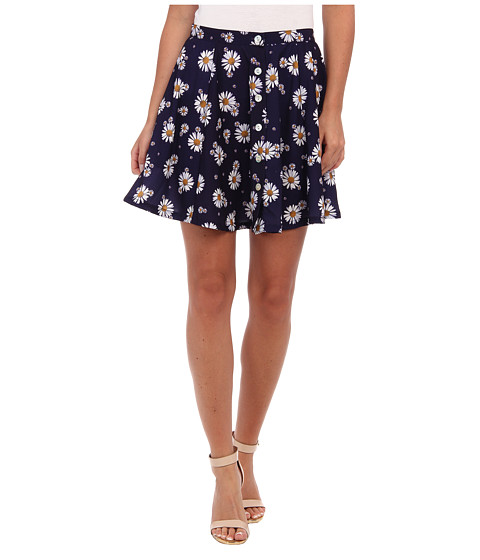 MINKPINK - Hippie Daisy Skirt (Multi) Women