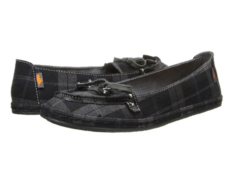 Rocket Dog - Winslet (Black/Grey Woodshop) Women's Shoes