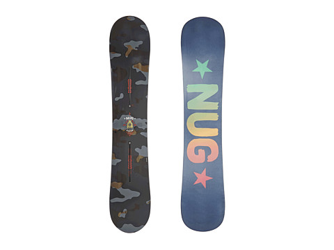 Burton - Nug 154 (Multi) Snowboards Sports Equipment