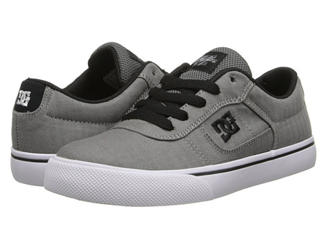 DC Kids - Cole Pro TX SE (Little Kid/Big Kid) (Dark Grey/Black) Boys Shoes
