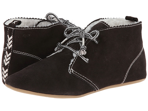 Roxy - Montauk (Black) Women's Shoes