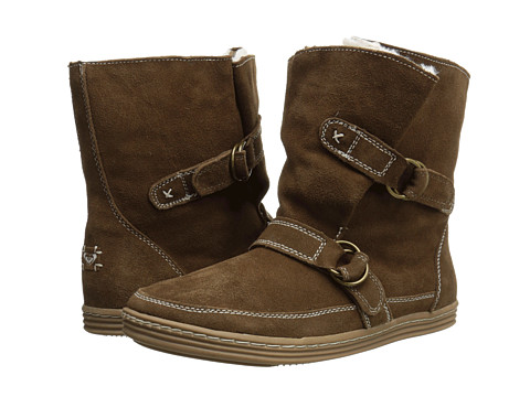 Roxy - Berlin (Tan) Women's Boots
