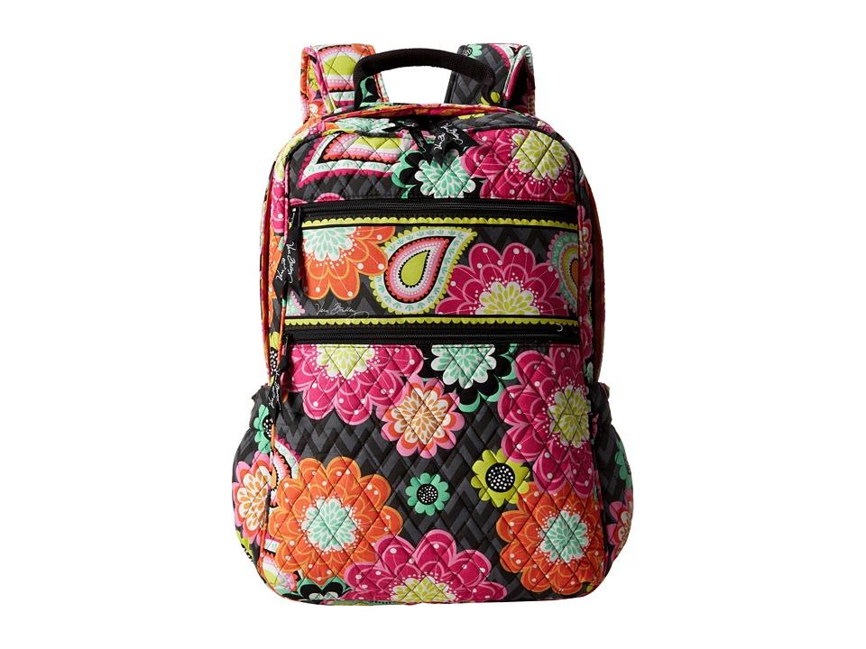 Vera Bradley - Tech Backpack (Ziggy Zinnia) Backpack Bags