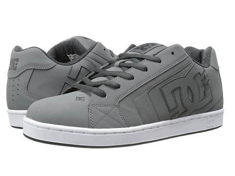 DC - Net SE (Grey/Grey/White) Men