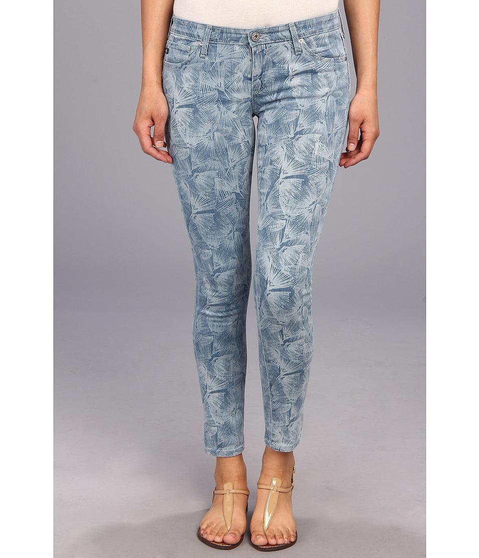 AG Adriano Goldschmied - The Legging Ankle in Medium Light Speed (Medium Light Speed) Women's Jeans