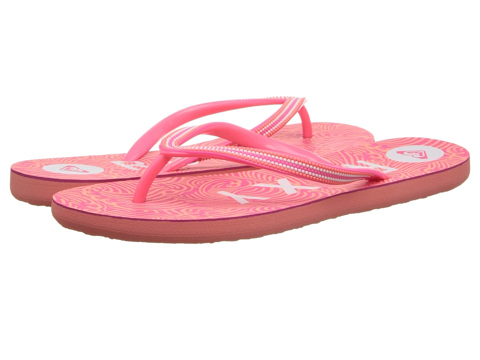 Roxy - Sandee (Hot Pink) Women's Shoes