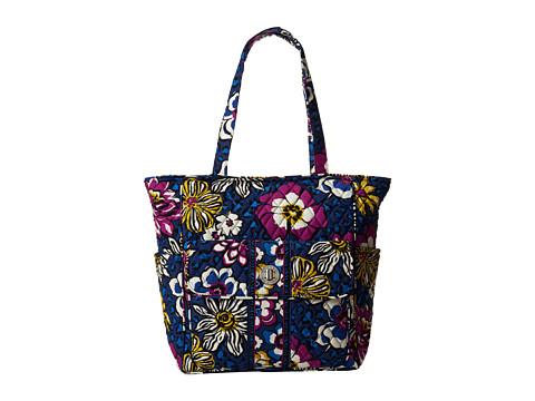 Vera Bradley Tablet Tote (African Violet) Tote Handbags