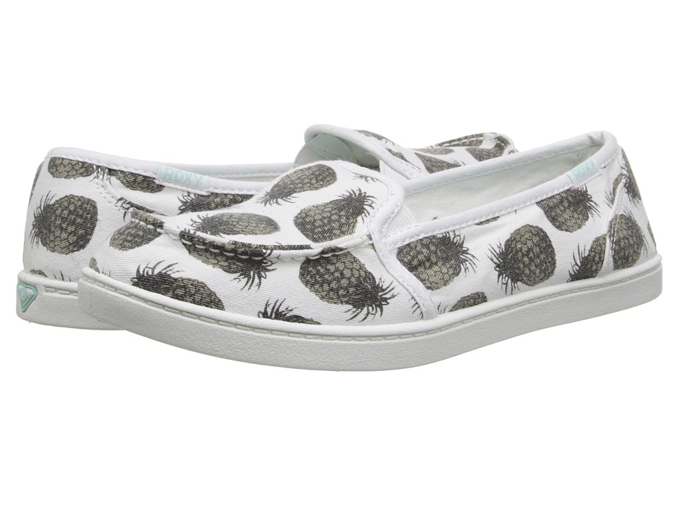 Roxy - Lido II (Black/White/White) Women