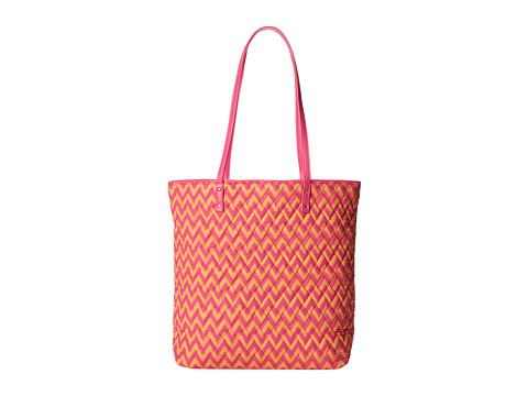Vera Bradley - Day Tote (Ziggy Zags) Tote Handbags