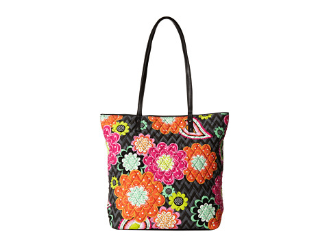 Vera Bradley - Day Tote (Ziggy Zinnia) Tote Handbags