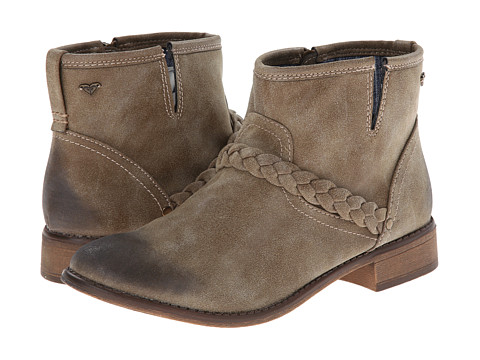 Roxy - Madison (Brown) Women's Boots