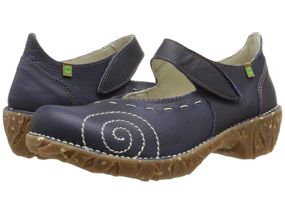 El Naturalista - Yggdrasil N095 (Ocean) Women's Maryjane Shoes