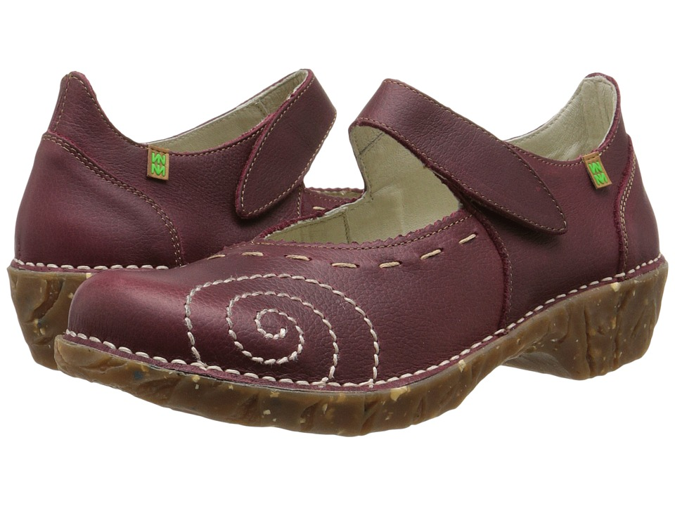 El Naturalista - Yggdrasil N095 (Rioja) Women's Maryjane Shoes