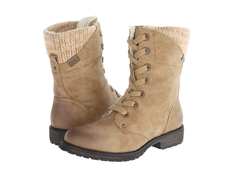 Roxy - Geneva (Tan) Women's Boots