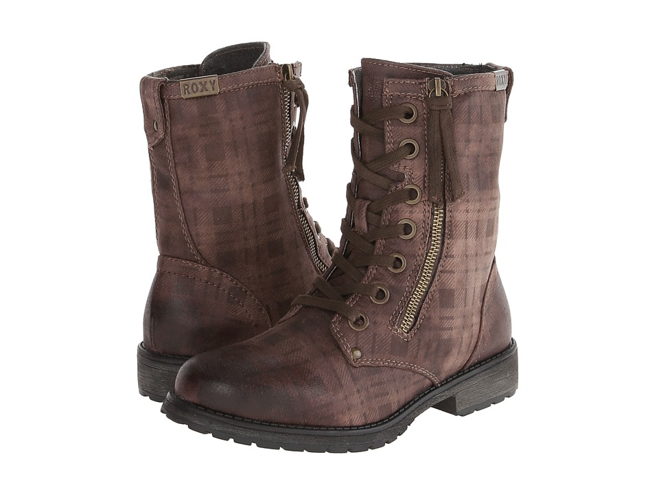 Roxy - Providence Boot (Brown) Women's Boots