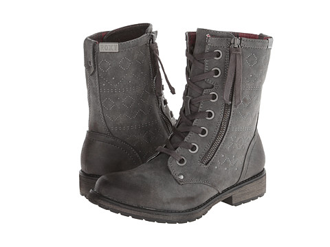 Roxy - Providence Boot (Black) Women's Boots