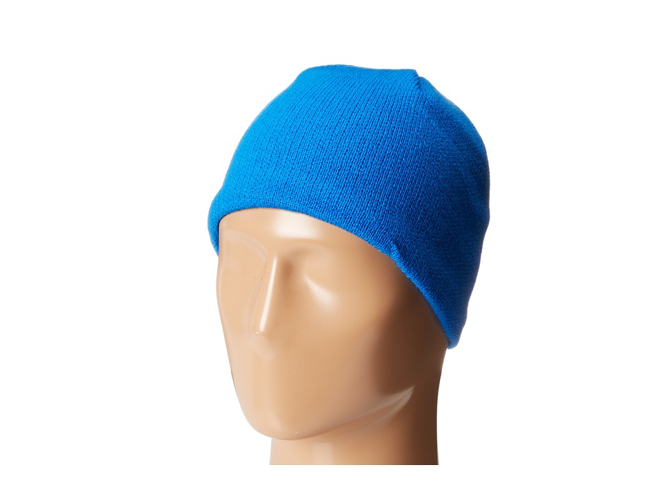 686 Kids - Icon Fleece Beanie (Little Kid/Big Kid) (Blue) Beanies