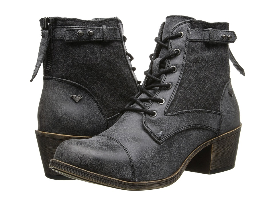 Roxy - Asheville (Black) Women's Boots