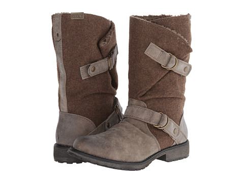 Roxy - Warwick (Brown) Women's Boots