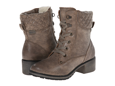 Roxy - Morgan (Brown) Women's Boots