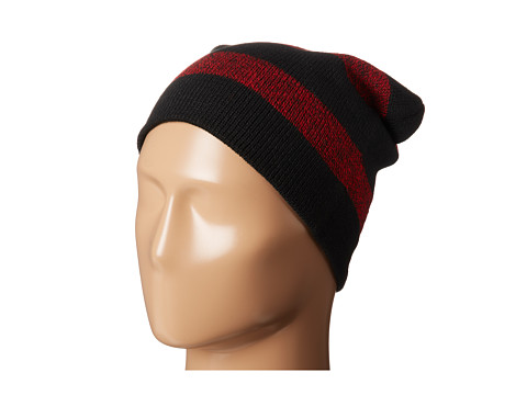Celtek - Alcatraz (Red Stripe) Beanies