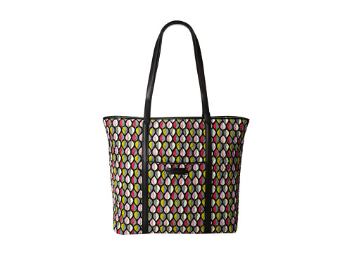Vera Bradley - Trimmed Vera (Moon Drops) Tote Handbags