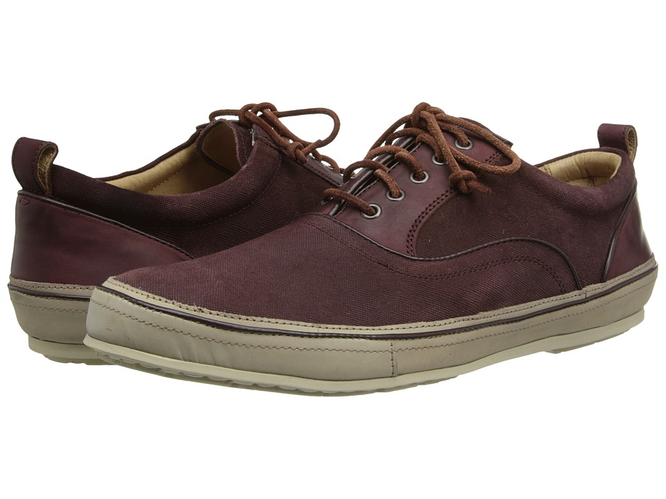 John Varvatos - Redding Oxford (Oxblood) Men