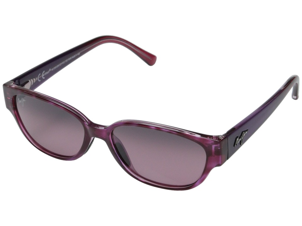 Maui Jim - Anini Beach (Amethyst/Maui Rose) Sport Sunglasses