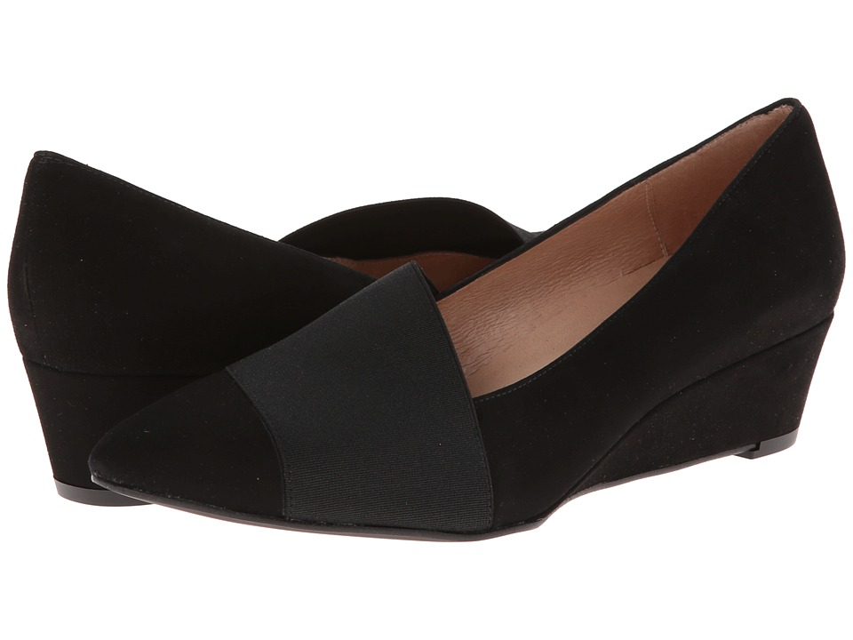 French Sole - Manner (Black) Women's Shoes