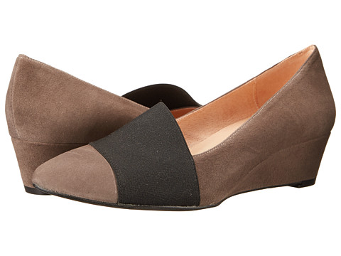 French Sole - Manner (Grey) Women's Shoes