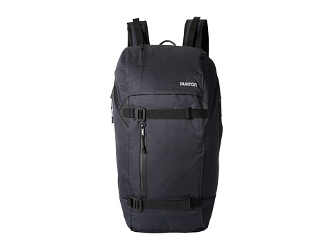 Burton - Lumen Pack (True Black Heather Twill) Backpack Bags