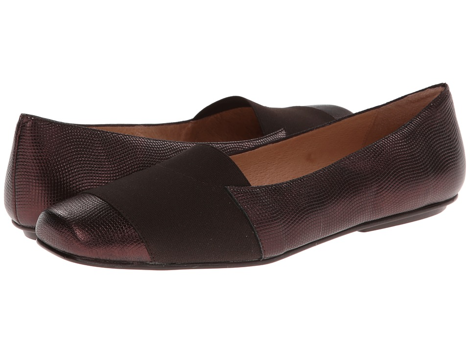 French Sole Metro (Brown Pebble) Women