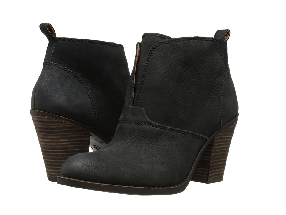 Lucky Brand - Ehllen (Black Gibor) Women's Boots