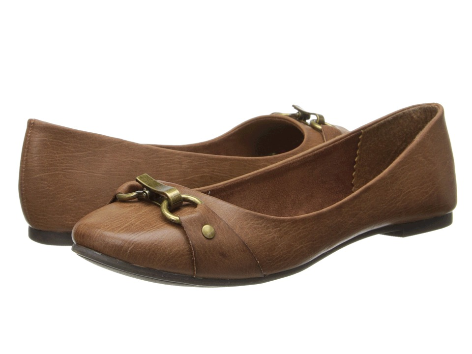 Rocket Dog - Molliana (Pecan Stable) Women's Flat Shoes