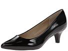 Adrienne Vittadini - AV-Gwenna (Black Patent) - Footwear
