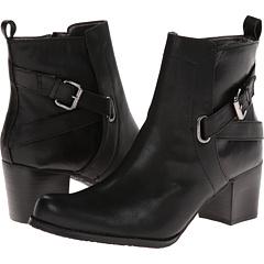 Adrienne Vittadini Harper (Black Nappa) Footwear