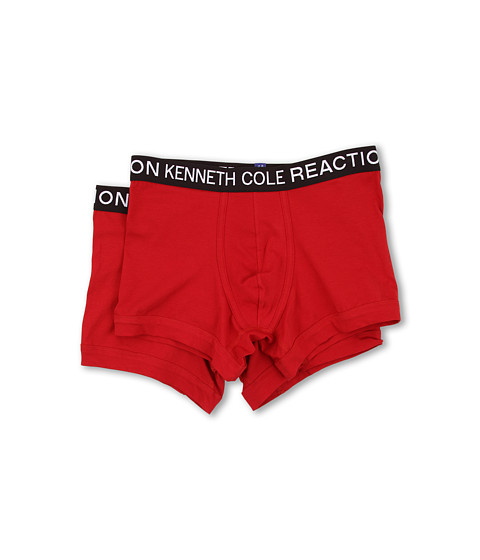 Kenneth Cole Reaction - 2 Pack Trunk (Red) Men's Underwear