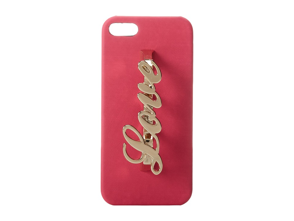 Steve Madden - Blovee Cell Phone Case (Fuchsia) Cell Phone Case