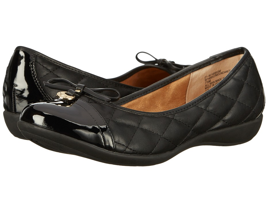 White Mountain - Moondance (Black/Black) Women's Shoes