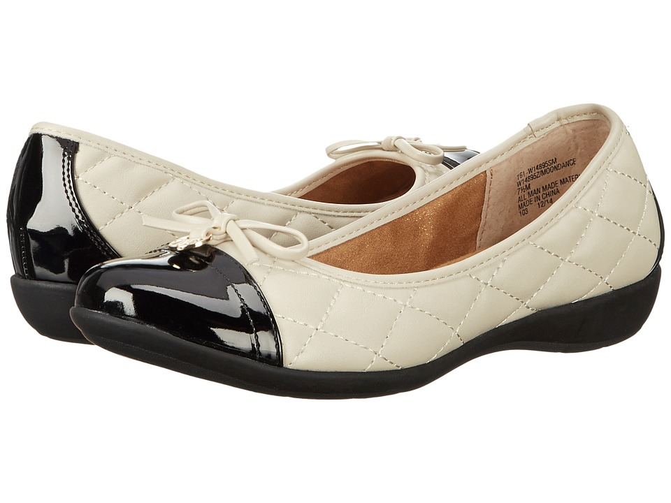 White Mountain - Moondance (Cream/Black) Women's Shoes