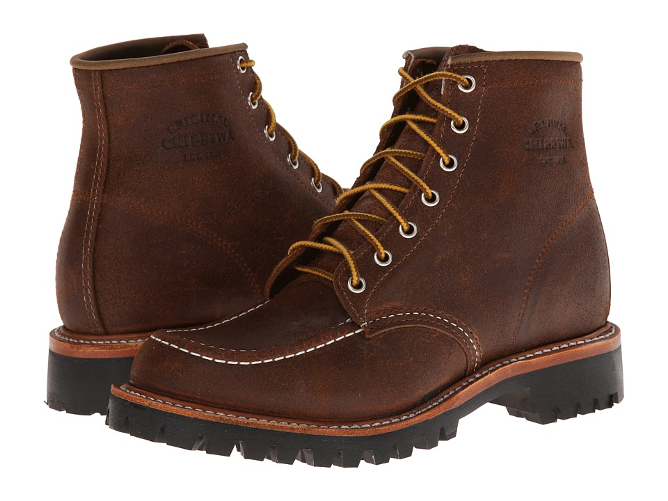 Chippewa - Field Boot (Brown Bomber) Men's Work Boots