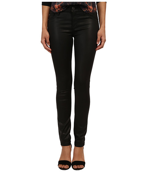 DL1961 - Florence Instasculpt in Boston Black Coated (Boston Black Coated) Women's Jeans