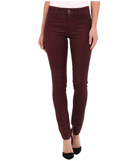 DL1961 - Florence Instasculpt Coated in London Merlot Coated (London Merlot Coated) Women's Jeans