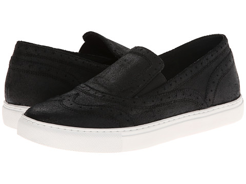Kenneth Cole New York - Kline (Black Suede) Women's Shoes