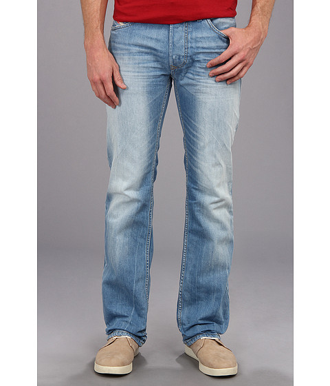 Diesel - Larkee Straight 0827F (Denim) Men's Jeans