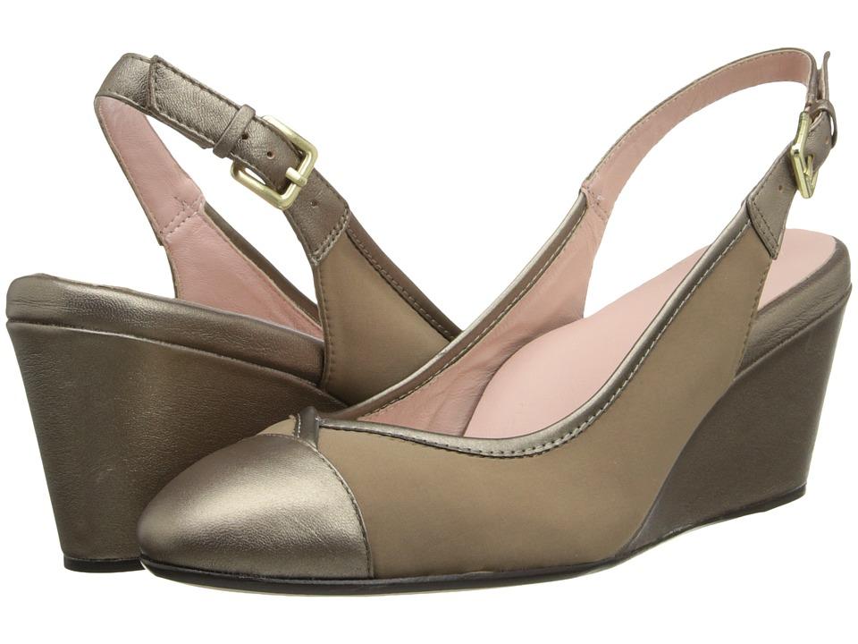 Taryn Rose - Karine (Quartz/Quartz) Women's Wedge Shoes