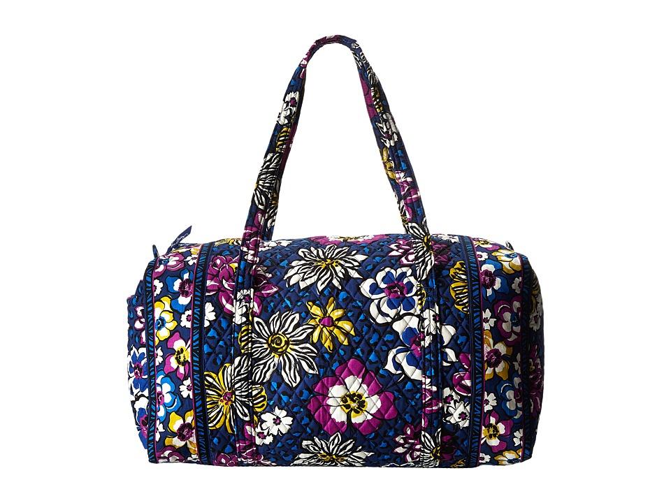 Vera Bradley - Large Duffel (African Violet) Duffel Bags